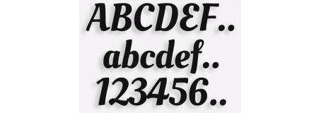 Lettere mod.72