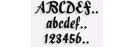 Lettere mod.76